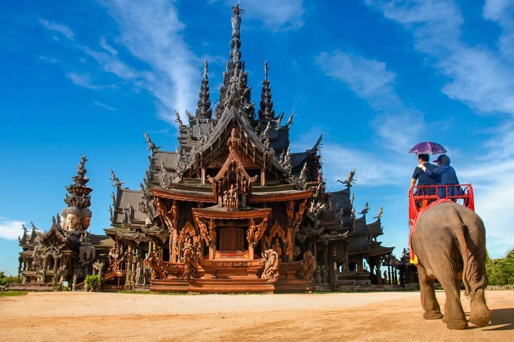 Bangkok – Pattaya Turu