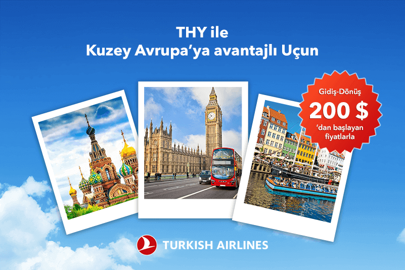 Türk Hava Yolları Kuzey Avrupa Kampanyası